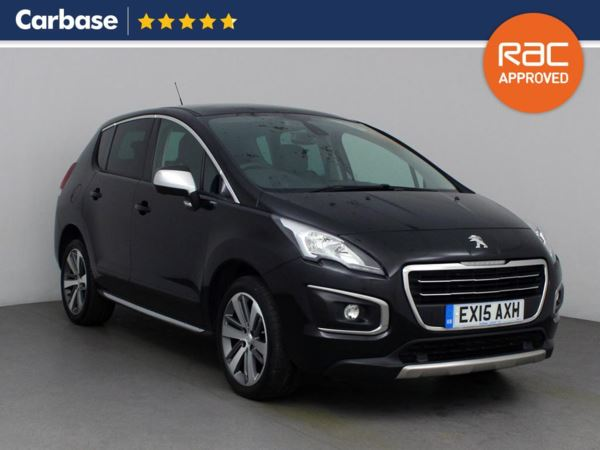 (2015) Peugeot 3008 1.6 HDi Allure 5dr Panoramic Roof - Satellite Navigation - Bluetooth Connection - Parking Sensors