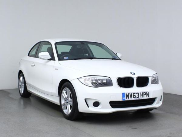 (2013) BMW 1 Series 118d ES 2dr Bluetooth Connection - £30 Tax - DAB Radio - Aux MP3 Input