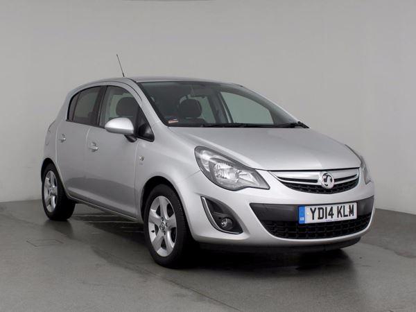 (2014) Vauxhall Corsa 1.3 CDTi [95] ecoFLEX SXi 5dr [AC] £30 Tax - Aux MP3 Input - Cruise Control - 6 Speed - Alloys