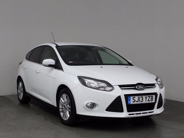 (2013) Ford Focus 2.0 TDCi Titanium 5dr £850 Of Extras - Bluetooth Connection - DAB Radio - Aux MP3 Input