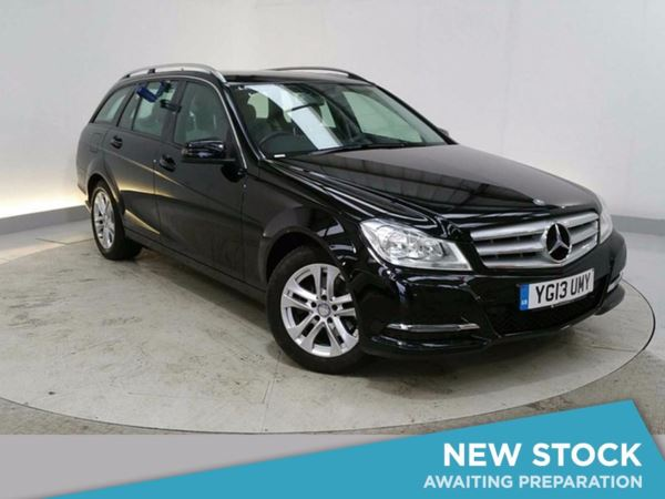(2013) Mercedes-Benz C Class C220 CDI BlueEFFICIENCY Executive SE 5dr £1255 Of Extras - Luxurious Leather - Bluetooth Connection - £30 Tax