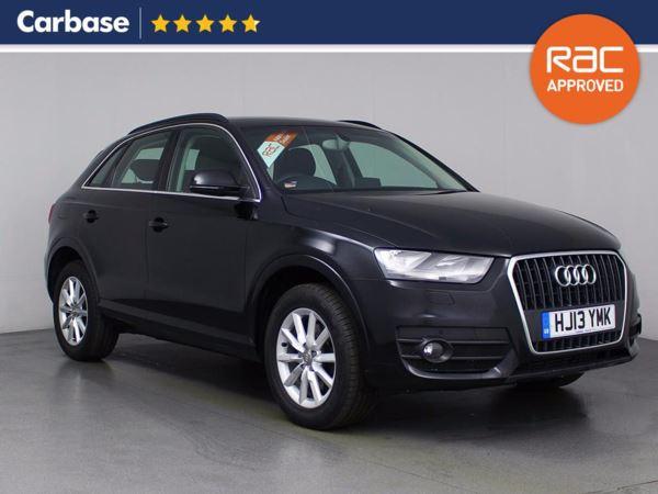 (2013) Audi Q3 2.0 TDI SE 5dr - SUV 5 Seats £1155 Of Extras - Bluetooth Connection - Parking Sensors - Rain Sensor