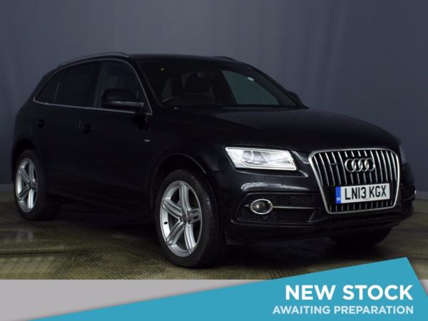 (2013) Audi Q5 2.0 TDI [143] Quattro S Line Plus 5dr £3345 Of Extras - Panoramic Roof - Satellite Navigation - Bluetooth Connectivity