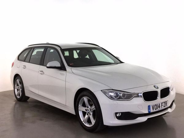 (2014) BMW 3 Series 320d SE 5dr Touring £2845 Of Extras - Bluetooth Connection - Parking Sensors - DAB Radio