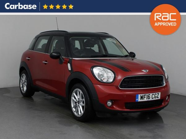 (2016) MINI Countryman 2.0 Cooper D 5dr Auto Bluetooth Connection - Parking Sensors - DAB Radio - Aux MP3 Input