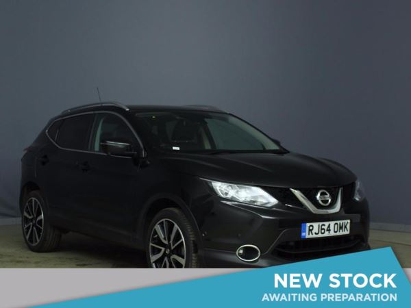 (2015) Nissan Qashqai 1.5 dCi Tekna 5dr - SUV 5 SEATS Panoramic Roof - Satellite Navigation - Luxurious Leather - Bluetooth