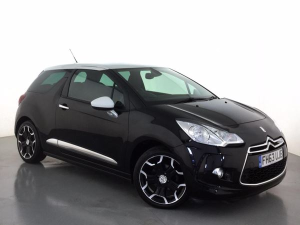 (2014) Citroen DS3 1.6 e-HDi Airdream DStyle Plus 3dr £1145 Of Extras - Bluetooth Connection - Zero Tax - Aux MP3 Input