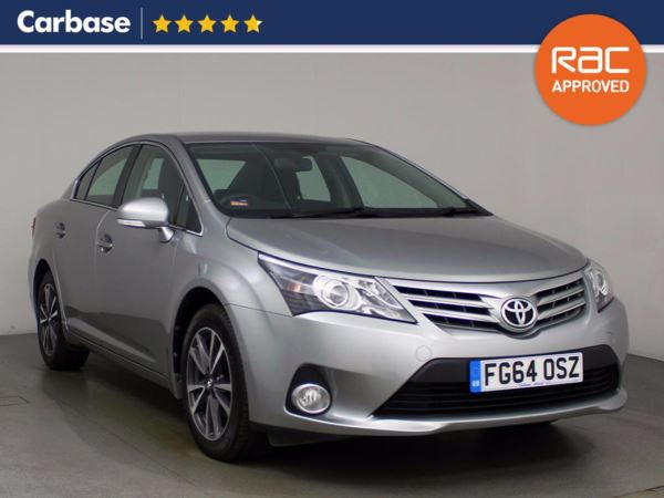 (2014) Toyota Avensis 2.0 D-4D Icon 4dr Bluetooth Connection - £30 Tax - DAB Radio - Aux MP3 Input - Rain Sensor