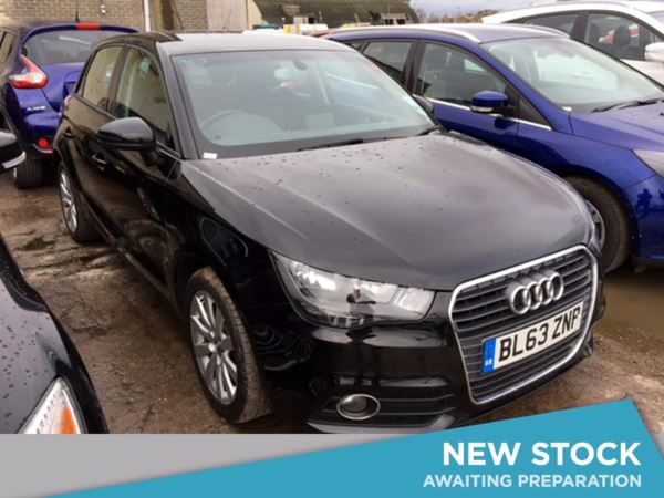 (2014) Audi A1 1.6 TDI Sport 5dr Bluetooth Connection - Zero Tax - Aux MP3 Input - Air Conditioning