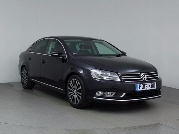 (2013) Volkswagen Passat 2.0 TDI Bluemotion Tech Sport 4dr £30 Tax - DAB Radio - Aux MP3 Input - 6 Speed - 1 Owner - Alloys