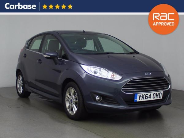 (2014) Ford Fiesta 1.0 EcoBoost Zetec 5dr £995 Of Extras - Bluetooth Connection - Zero Tax - Aux MP3 Input