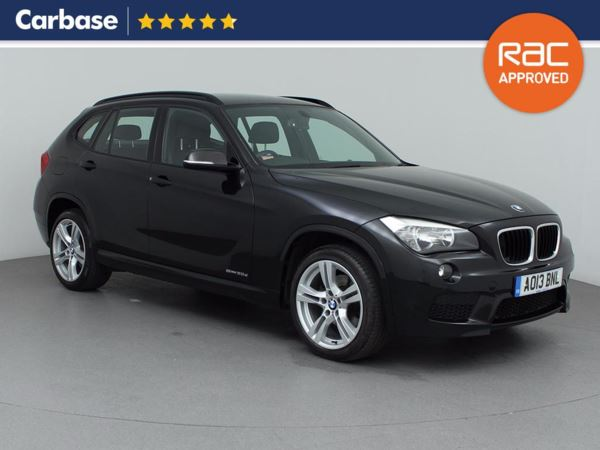 (2013) BMW X1 sDrive 20d M Sport 5dr - SUV 5 Seats Luxurious Leather - Bluetooth Connection - Parking Sensors - DAB Radio