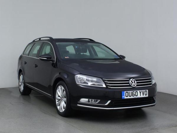 (2010) Volkswagen Passat 2.0 TDI Bluemotion Tech SE 5dr DSG £1369 Of Extras - Bluetooth Connection - DAB Radio - Rain Sensor