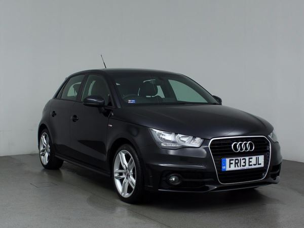 (2013) Audi A1 1.6 TDI S Line 5dr £1320 Of Extras - Bluetooth Connection - Zero Tax - Parking Sensors