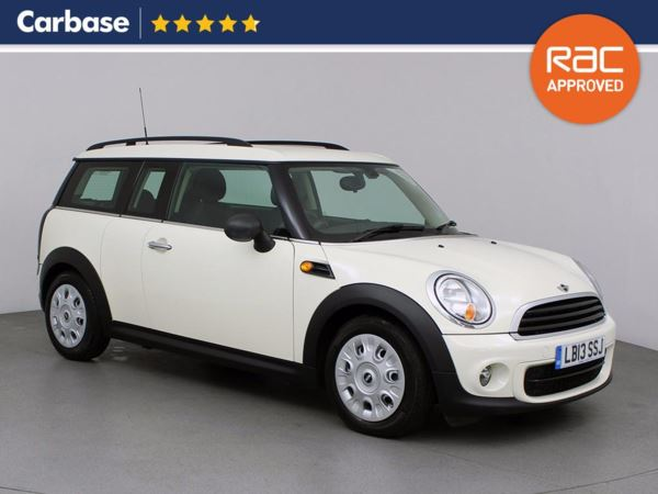 (2013) MINI Clubman 1.6 One D 5dr Estate £20 Tax - DAB Radio - Aux MP3 Input - Rain Sensor - 6 Speed - Air Conditioning