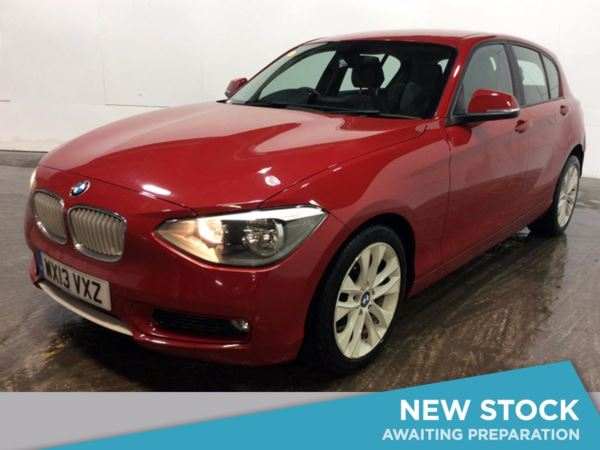 (2013) BMW 1 Series 116d Urban 5dr Bluetooth Connection - £30 Tax - DAB Radio - Aux MP3 Input - USB Connection