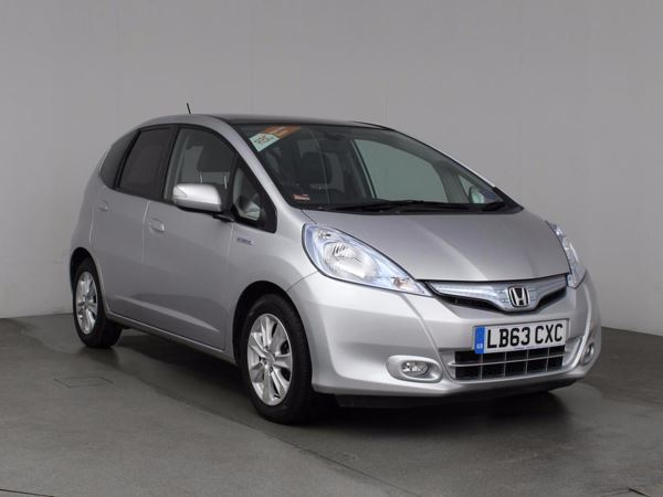 (2014) Honda Jazz 1.3 IMA HX-T Hybrid 5dr CVT £800 Of Extras - Panoramic Roof - Satellite Navigation - £20 Tax - Parking Sensors