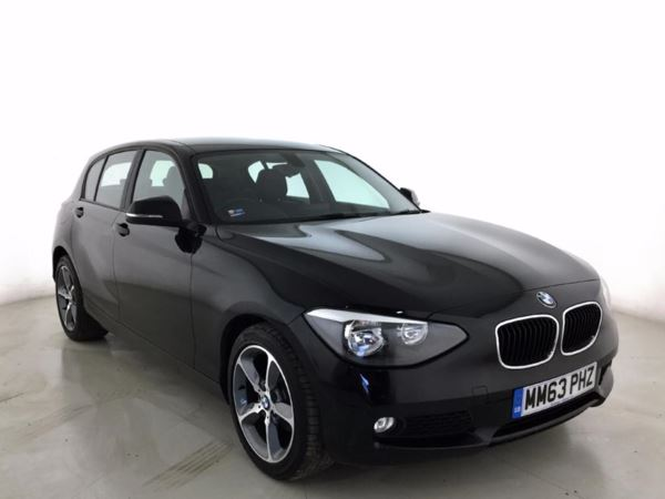 (2014) BMW 1 Series 118d SE 5dr Step Auto £2745 Of Extras - Bluetooth Connection - £30 Tax - DAB Radio - Aux MP3 Input