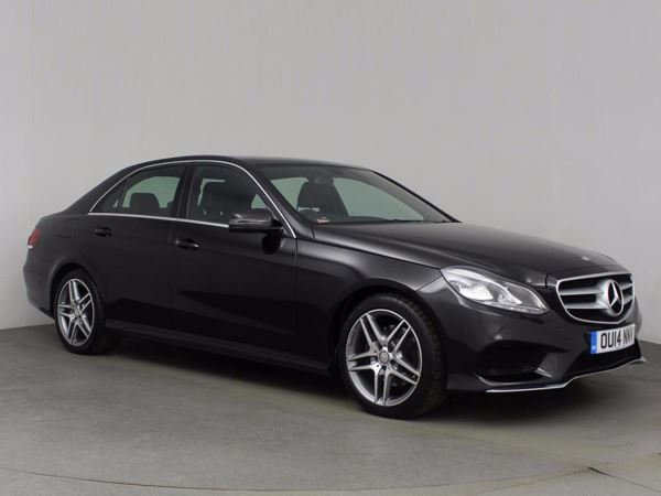 (2014) Mercedes-Benz E Class E300 BlueTEC Hybrid AMG Sport 4dr 7G-Tronic Satellite Navigation - Bluetooth Connection - £20 Tax - Parking Sensors