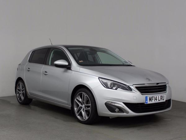 (2014) Peugeot 308 1.6 e-HDi 115 Feline 5dr £625 Of Extras - Panoramic Roof - Satellite Navigation - Bluetooth Connection