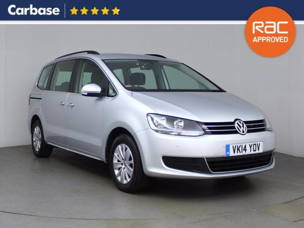 (2014) Volkswagen Sharan 2.0 TDI CR BlueMotion Tech 140 SE 5dr DSG - MPV 7 Seats £935 Of Extras - Bluetooth Connection - Parking Sensors - DAB Radio