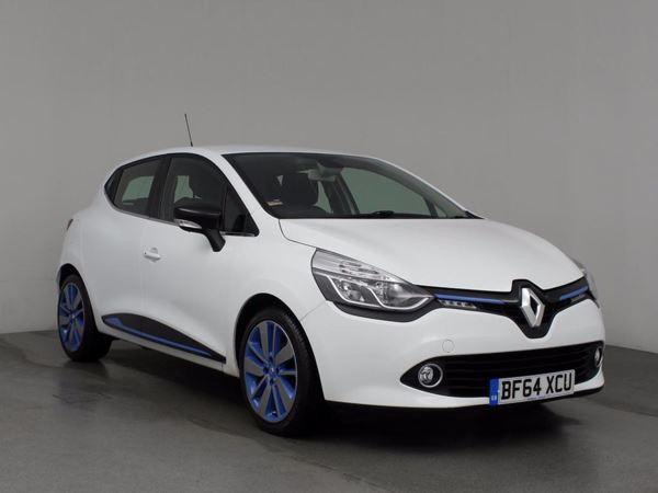 (2014) Renault Clio 0.9 TCE 90 Dynamique S MediaNav Energy 5dr Satellite Navigation - Bluetooth Connection - £20 Tax - Parking Sensors