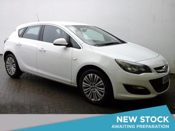 (2014) Vauxhall Astra 1.6i 16V Excite 5dr Bluetooth Connection - Aux MP3 Input - USB Connection - Cruise Control
