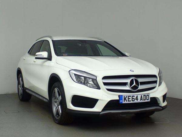 (2015) Mercedes-Benz GLA Class GLA 200 CDI AMG Line 5dr Bluetooth Connection - £30 Tax - Aux MP3 Input - USB Connection - Rain Sensor