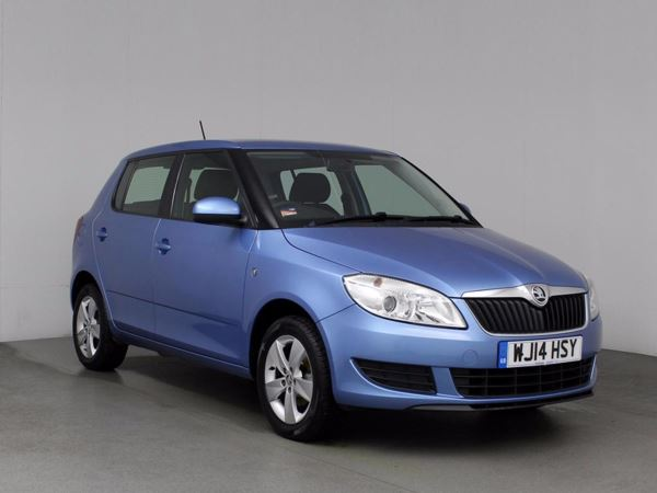 (2014) Skoda Fabia 1.2 12V SE 5dr Aux MP3 Input - Air Conditioning - 1 Owner