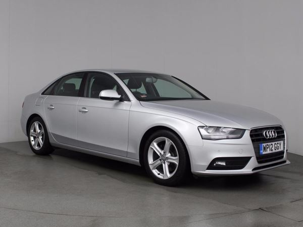 (2012) Audi A4 2.0 TDIe SE Technik 4dr £615 Of Extras - Satellite Navigation - Luxurious Leather - Bluetooth Connection