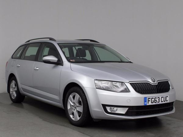 (2013) Skoda Octavia 1.6 TDI CR SE 5dr £645 Of Extras - Bluetooth Connection - Zero Tax - Parking Sensors - DAB Radio