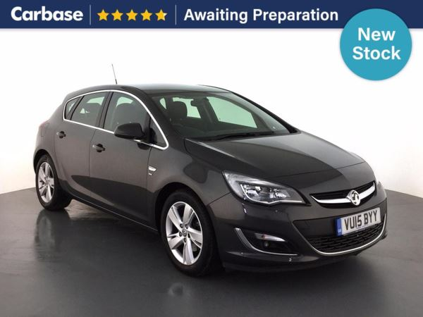 (2015) Vauxhall Astra 1.6 CDTi 16V ecoFLEX 136 SRi 5dr £20 Tax - Aux MP3 Input - Cruise Control - Air Conditioning - 1 Owner