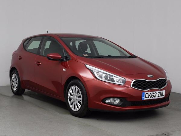(2012) Kia Ceed 1.6 CRDi 1 EcoDynamics 5dr Bluetooth Connection - Zero Tax - USB Connection - Air Conditioning - 1 Owner