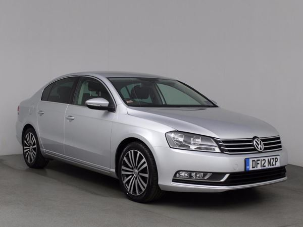 (2012) Volkswagen Passat 2.0 TDI Bluemotion Tech Sport 4dr £760 Of Extras - Satellite Navigation - Bluetooth Connection - £30 Tax