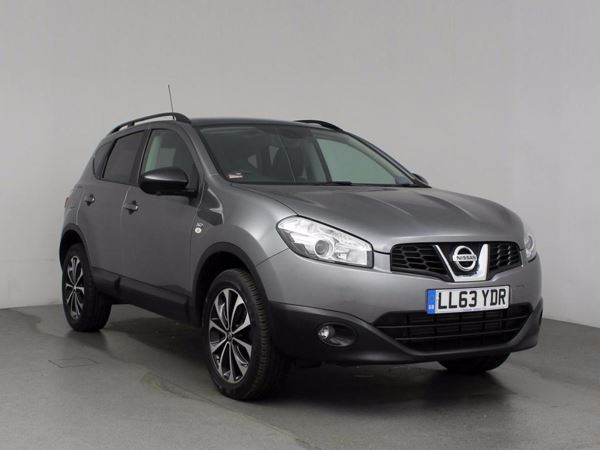 (2014) Nissan Qashqai 1.6 dCi 360 5dr [Start Stop] Panoramic Roof - Satellite Navigation - Bluetooth Connection - £30 Tax - USB Connection