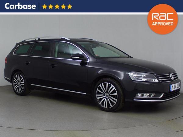 (2014) Volkswagen Passat 1.6 TDI Bluemotion Tech Sport 5dr Estate £1400 Of Extras - Satellite Navigation - Bluetooth Connection - £30 Tax