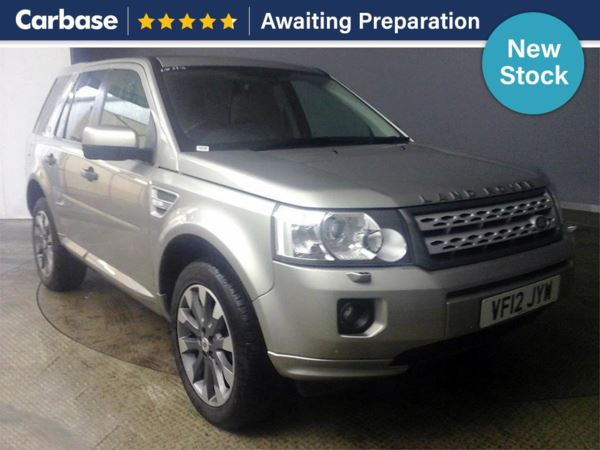 (2012) Land Rover Freelander 2.2 SD4 HSE 5dr Auto - SUV 5 Seats £1165 Of Extras - Panoramic Roof - Satellite Navigation - Luxurious Leather - Bluetooth Connection