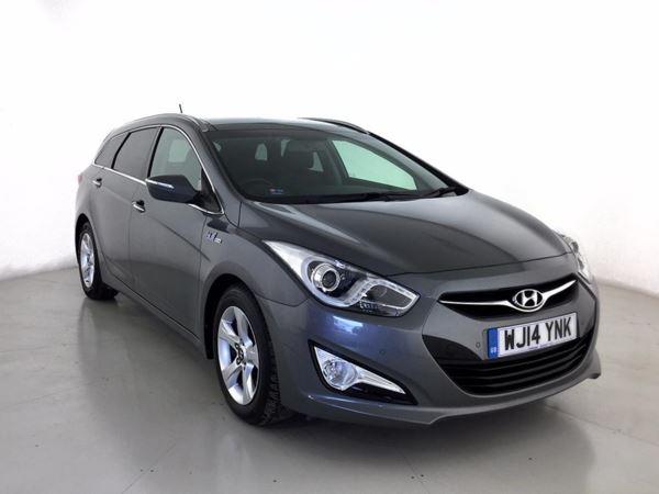 (2014) Hyundai i40 1.7 CRDi [136] Blue Drive Premium 5dr Bluetooth Connection - £30 Tax - Rain Sensor - Cruise Control - Climate