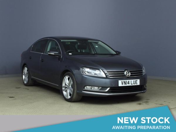 (2014) Volkswagen Passat 1.4 TSI 160 Executive Style 4dr £2805 Of Extras - Satellite Navigation - Luxurious Leather - Bluetooth Connection