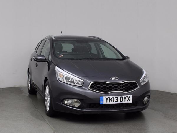 (2013) Kia Ceed 1.6 CRDi 3 5dr Satellite Navigation - Bluetooth Connection - £30 Tax - USB Connection