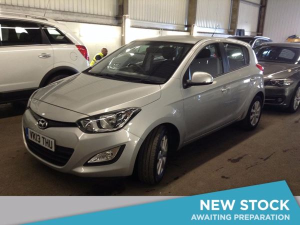 (2013) Hyundai i20 1.2 Active 5dr Bluetooth Connection - £30 Tax - USB Connection - Air Conditioning - 1 Owner