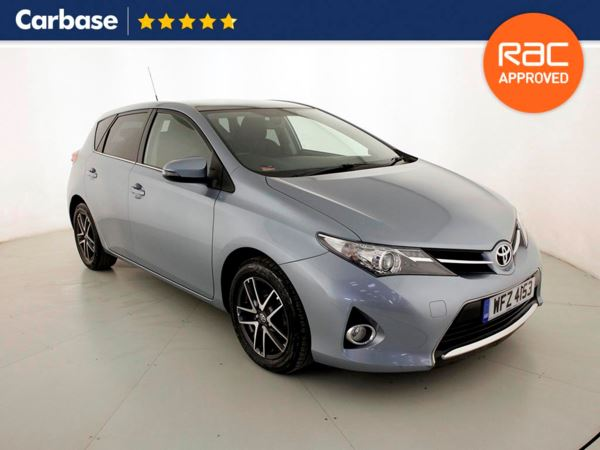 (2015) Toyota Auris 1.4 D-4D Icon+ 5dr Panoramic Roof - Satellite Navigation - Bluetooth Connection - DAB Radio - Aux MP3 Input