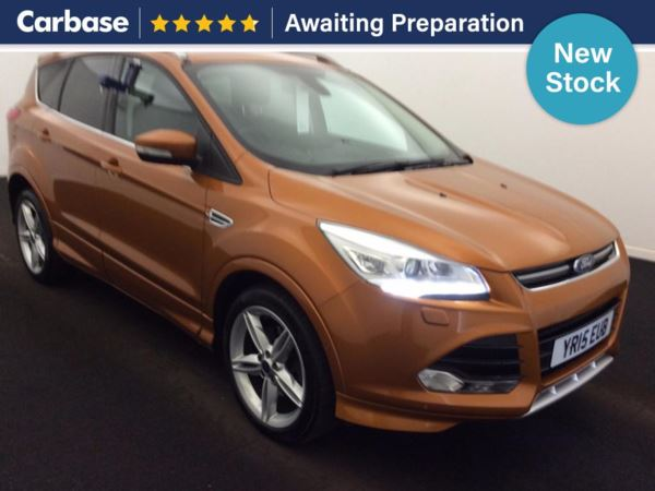 (2015) Ford Kuga 2.0 TDCi 150 Titanium X Sport 5dr 2WD - SUV 5 Seats Panoramic Roof - Satellite Navigation - Bluetooth Connection - Parking Sensors