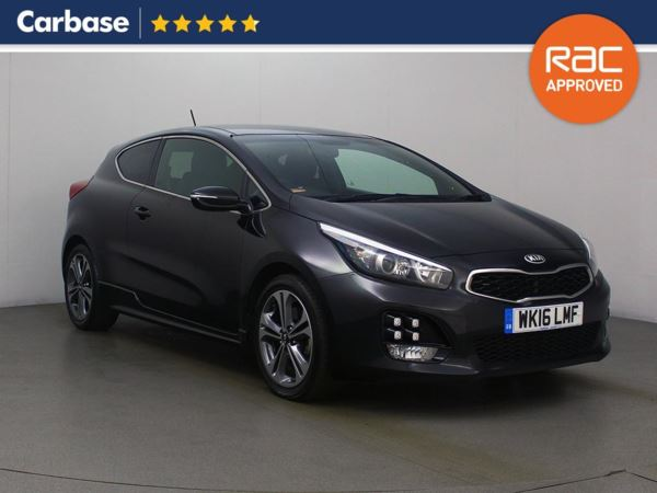 (2016) Kia Pro Ceed 1.6 CRDi ISG GT-Line 3dr Satellite Navigation - Bluetooth Connection - Parking Sensors - DAB Radio