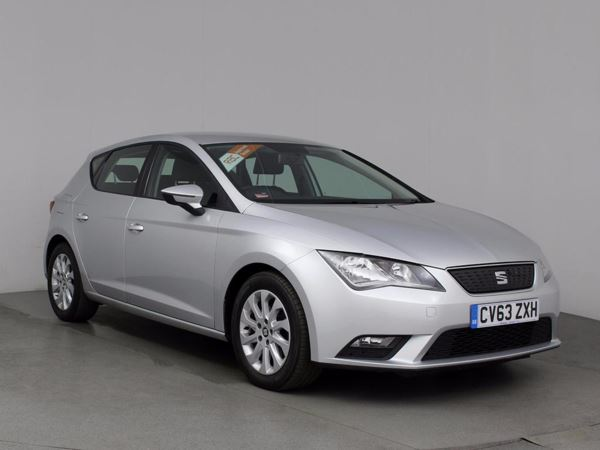 (2014) SEAT Leon 1.6 TDI Ecomotive SE 5dr Bluetooth Connection - Zero Tax - Aux MP3 Input - USB Connection - Cruise Control