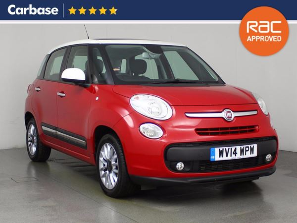 (2014) Fiat 500L 1.6 Multijet 105 Lounge 5dr - MPV 5 Seats Panoramic Roof - Bluetooth Connection - £30 Tax - Parking Sensors