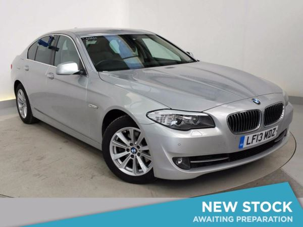 (2013) BMW 5 Series 520d SE 4dr Step Auto An Unbelievable £10,510 Of Optional Extras
