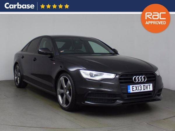 (2013) Audi A6 2.0 TDI Black Edition 4dr £5025 Of Extras - Satellite Navigation - Luxurious Leather - Bluetooth Connection