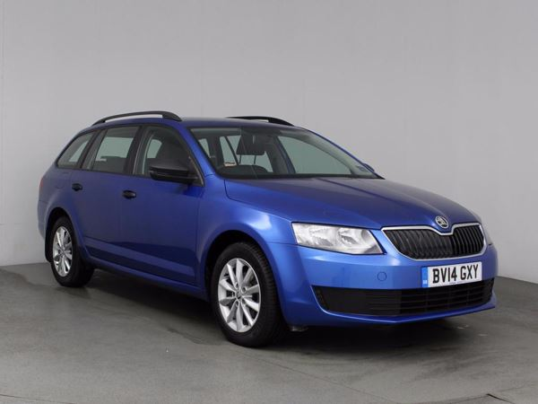 (2014) Skoda Octavia 1.6 TDI CR S 5dr DSG £705 Of Extras - Bluetooth Connection - £20 Tax - DAB Radio - Aux MP3 Input