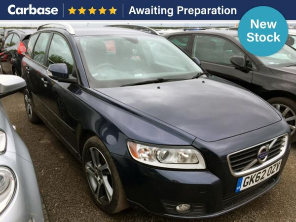 (2012) Volvo V50 D3 [150] SE 5dr Parking Sensors - Aux MP3 Input - Rain Sensor - Cruise Control - 6 Speed